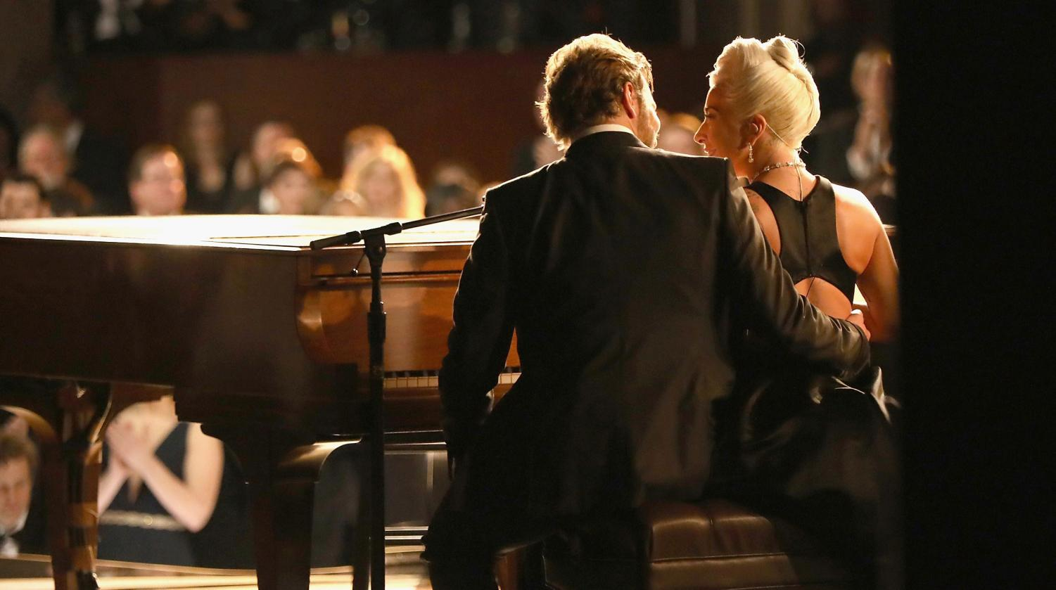 'Always remember us this way'// Last Sunday at the Oscars, Bradley Cooper and Lady Gaga gave their audience what they wanted: proof that there is more to their relationship than they say. For many, the show they put on, or more so short movie, was enough to show that faith had brought them to that very piano bench on purpose.