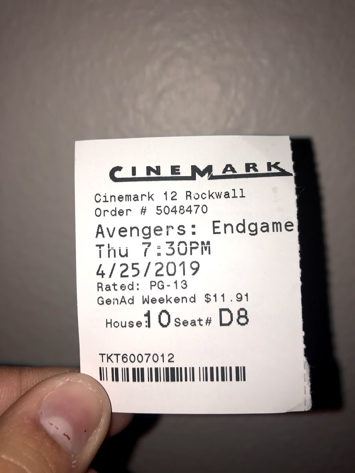 Avengers Assemble // Marvel, in wake of the new movie, released a slogan prompting people to not spoil the end of the movie and the end of the Avengers saga.