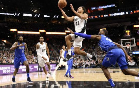 A New Chapter // The Dallas Mavericks and San Antonio Spurs face off at 7:30 PM on Monday night, turning a new leaf for both Texas titans. Photo credit: Jerry Lara/ San Antonio Express News.