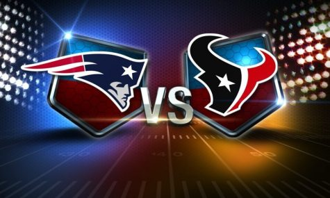 Patriots vs. Houston