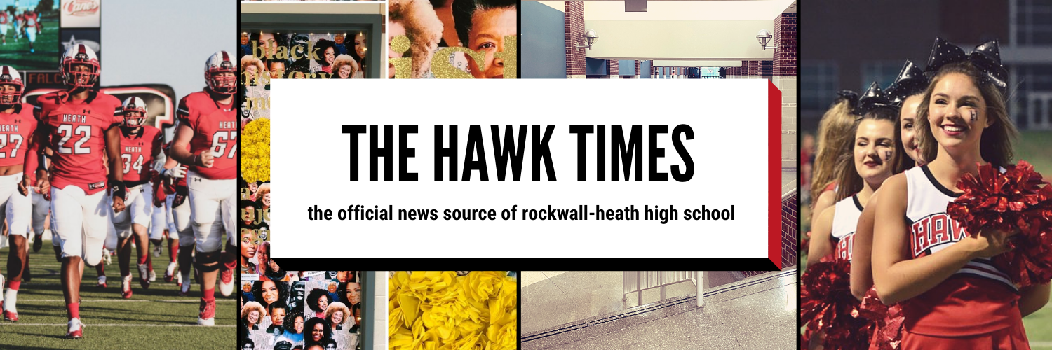 The Online News Source of Rockwall-Heath High School